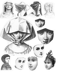 Womens Faces