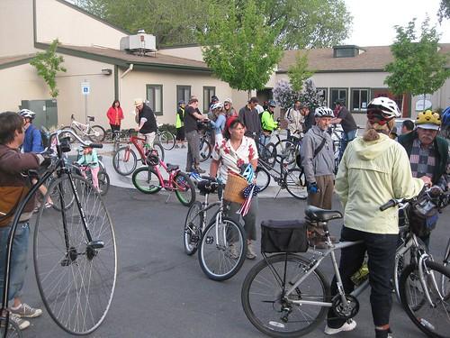 West Carson Cruiser Ride