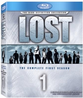 Lost on Blu-ray
