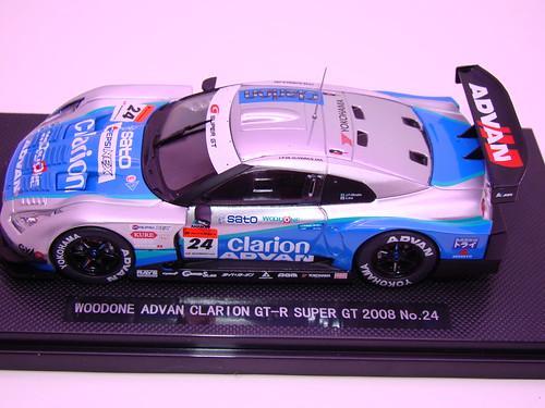 Ebbro Clarion R35