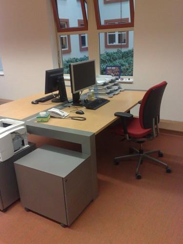 Mijn werkplek bij Klaverblad Verzekeringen