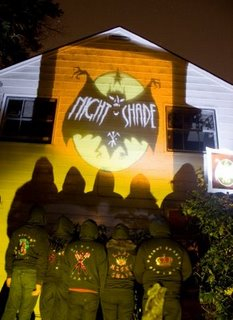 Shadow Puppets for Adults: Night Shade, Portland, Oregon