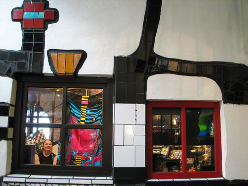 Hundertwasser village by you.