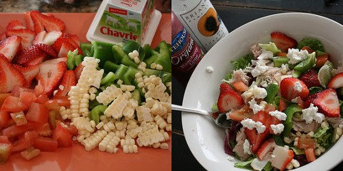 Summer Salad love.
