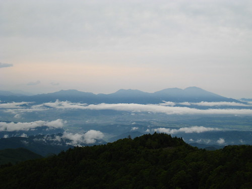 Nagano Mountains