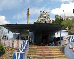 Main shrine 1 (middle tier) (by Raju's Temple Visits)