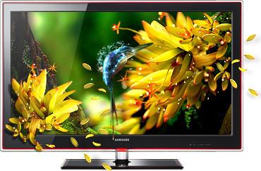 Samsung LED TV UN46B7100 Front