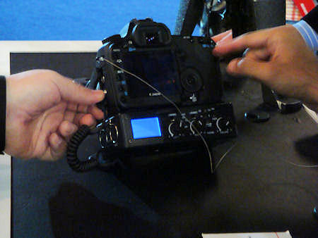 Sounding Out Emerging Audio Technologies At NAB 2009 (1/6)