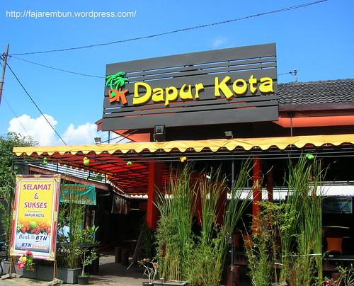 Dapur Kota di Soekarno-Hatta