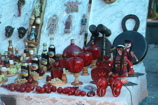 Yerevan Markets, Armenia