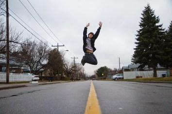 Kyron jumpshot!