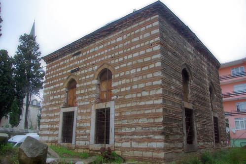 old building, Atik Valide Kulliyesi, Üsküdar, İstanbul, Pentax K10d