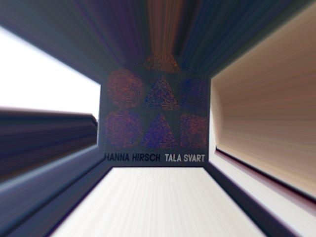 Hanna Hirsch »Tala svart«
