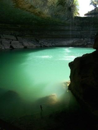 Hamilton Pool Natural Preserve (Texas) - photo : mlhradio