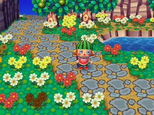 Oakwood is full of flowers!