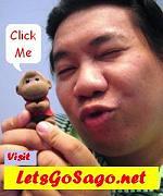 Sago Ad Image in AzraelsMerryland.blogspot.com