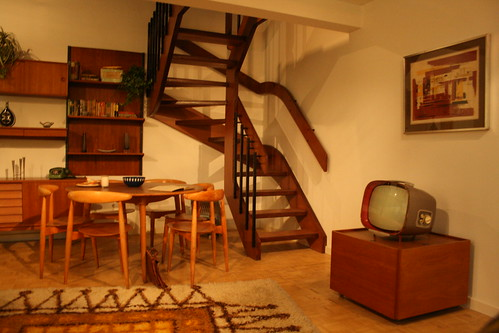 I want that TV, Geffrye museum