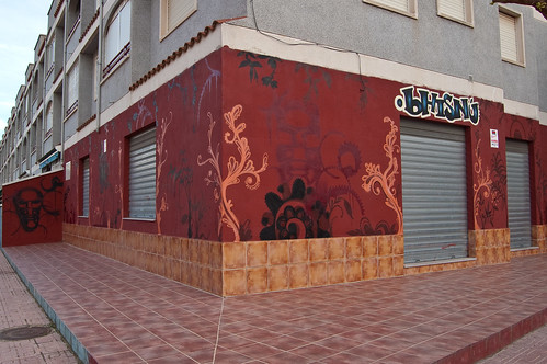 La tienda roja