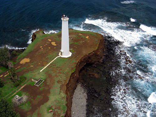 Lighthouse from Up High
