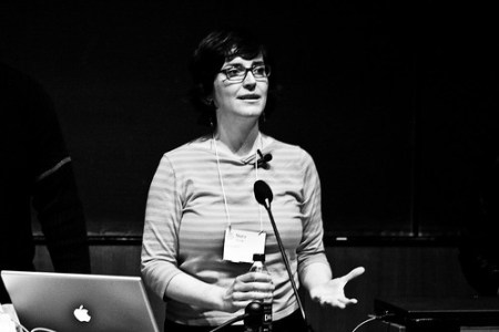 Nora Young - Northern Voice 2009