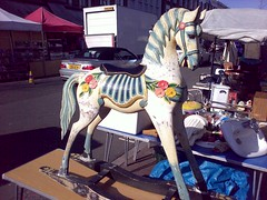 White Rocking Horse by sf2London (on Flickr)