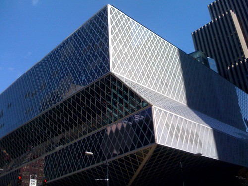 Rem Koolhaas, Seattle and you