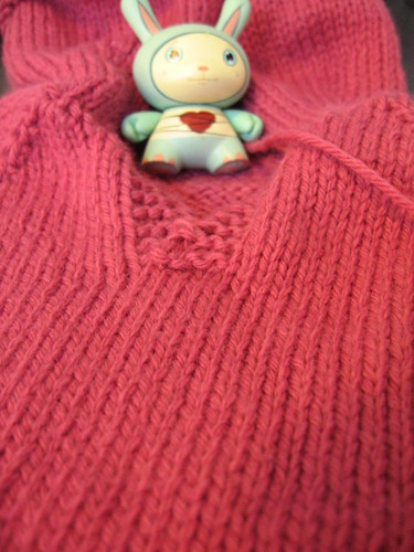 baby bunny sweater + dunny close by you.