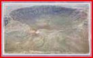 Kebanyakan orang yang memandang ke langit tidak menyadari bahwa atmosfer memiliki aspek pelindung (bagi Bumi). Mereka juga tidak berpikir bagaimana jika struktur ini tidak pernah ada. Foto diatas menunjukkan sebuah kawah raksasa yang disebabkan oleh meteor yang jatuh di Arizona, Amerika Serikat. Jika atmosfer tidak ada, berjuta-juta meteor akan berjatuhan ke Bumi, sehingga Bumi akan menjadi planet yang tidak layak huni. Oleh karena itu, aspek pelindung dari atmosfer telah memungkinkan makhluk hidup untuk bertahan hidup. Ini sungguh merupakan perlindungan Allah S.W.T untuk umatnya, dan adalah sebuah keajaiban yang diwahyukan dalam Al Quran.