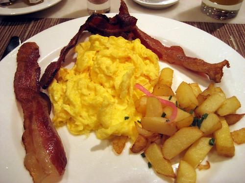 my breakfast, 5/10/2009