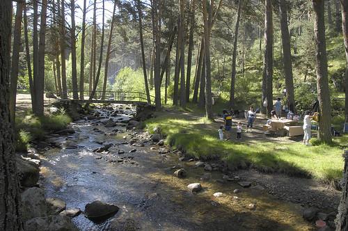 Algunos rincones de La Panera están ubicados en lugares privilegiados