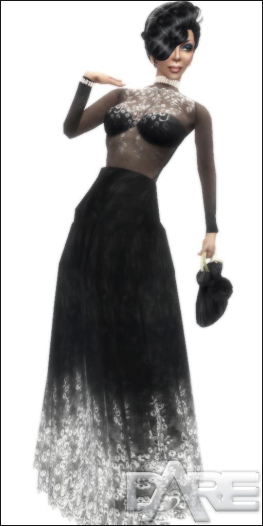..::DARE::.. Midnight Tango Dress