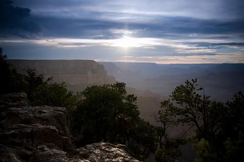 Canyon Sun