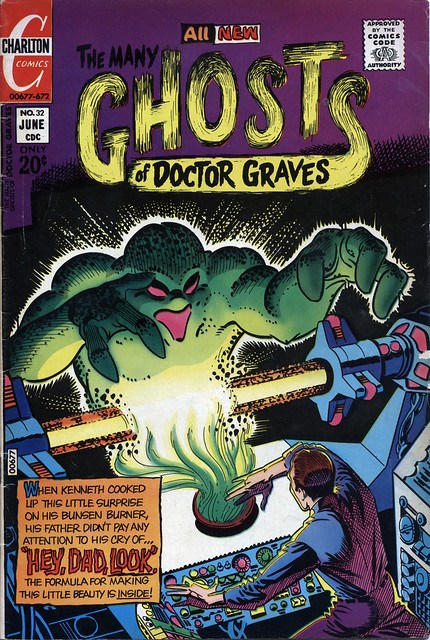 Many Ghosts of Doctor Graves