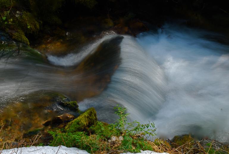 Munson Creek April 9
