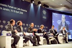 World Economic Forum on Latin America 2009