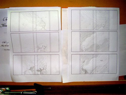 Cloud & Ashes: Roughs 1