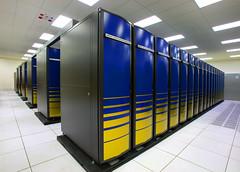 NERSC Franklin Cray XT4s - supercomputer cluster