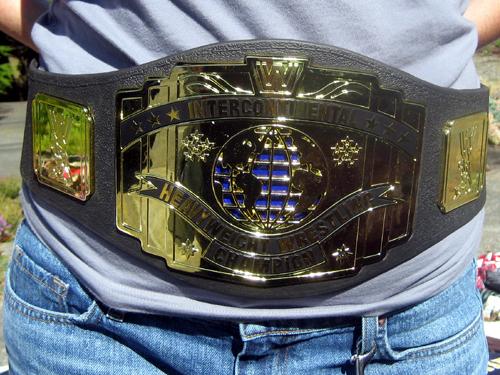 Intercontinental Heavyweight Wrestling Champion