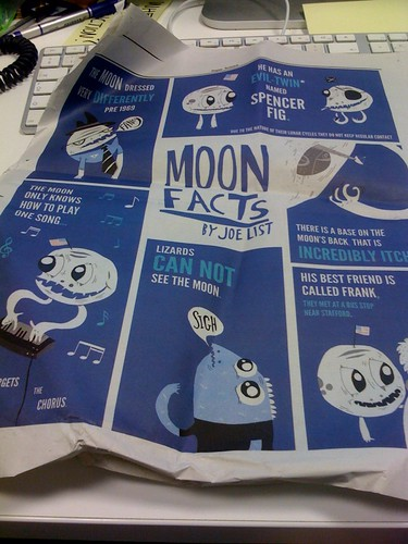 battered moon facts