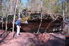 Rock Overhangs