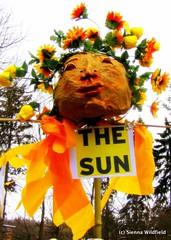 Sun Puppet