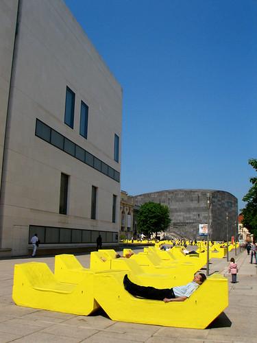 Museum quartier by you.