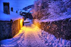 Snowy Klisoura