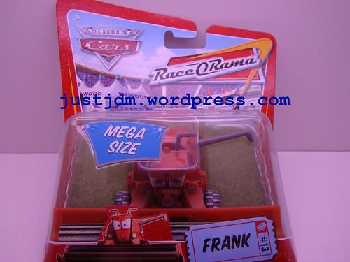 Disney CARS Frank (4)