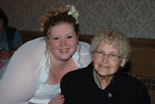 Me and my Grandmom! by you.