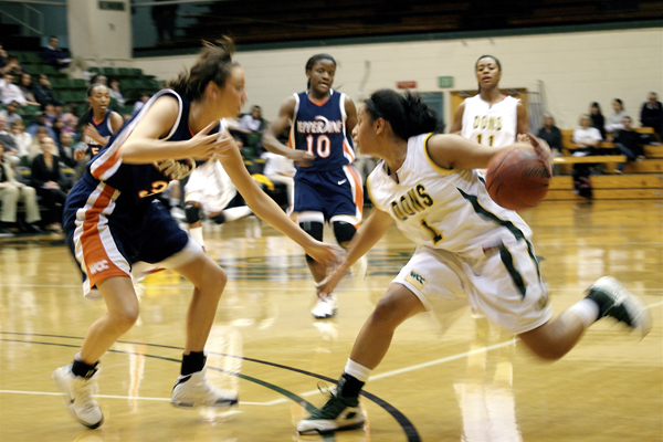 Women's Basketball versus Pepperdine