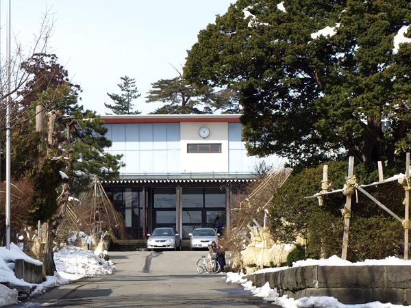 前川建築 体育館