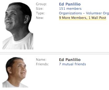 Among Ed Panlilio