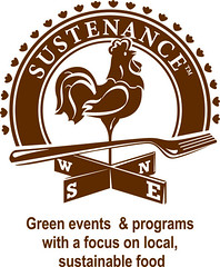 Sustenance Events Logo