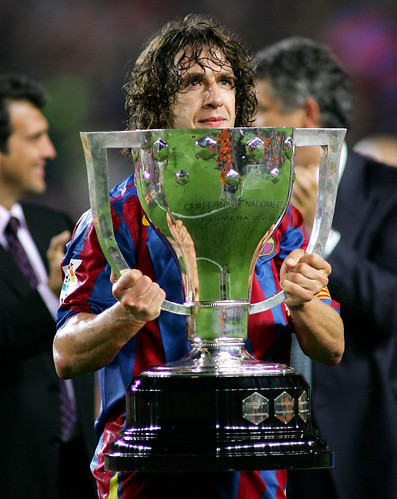 Puyol Liga 2006